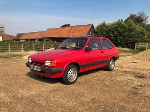 Picture of 1987 Ford Fiesta 1.1L 34,000 miles For Sale