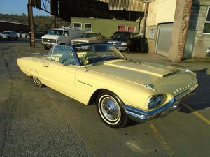 Picture of 1964 FORD THUNDERBIRD 390 V8 CONVERTIBLE SOLD