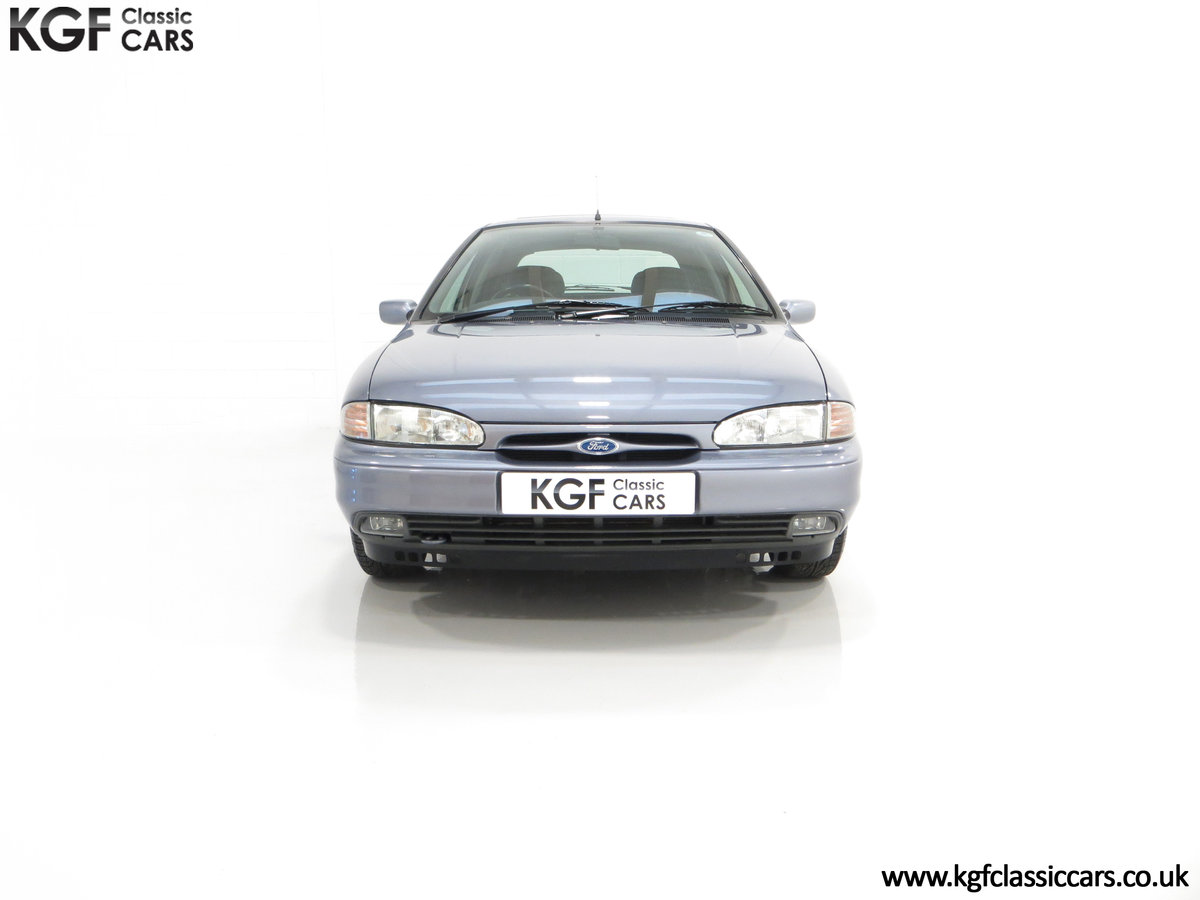 1996 Simply the Best Ford Mondeo Mk1 2.0 Si with 5,737 Miles SOLD (picture 3 of 24)