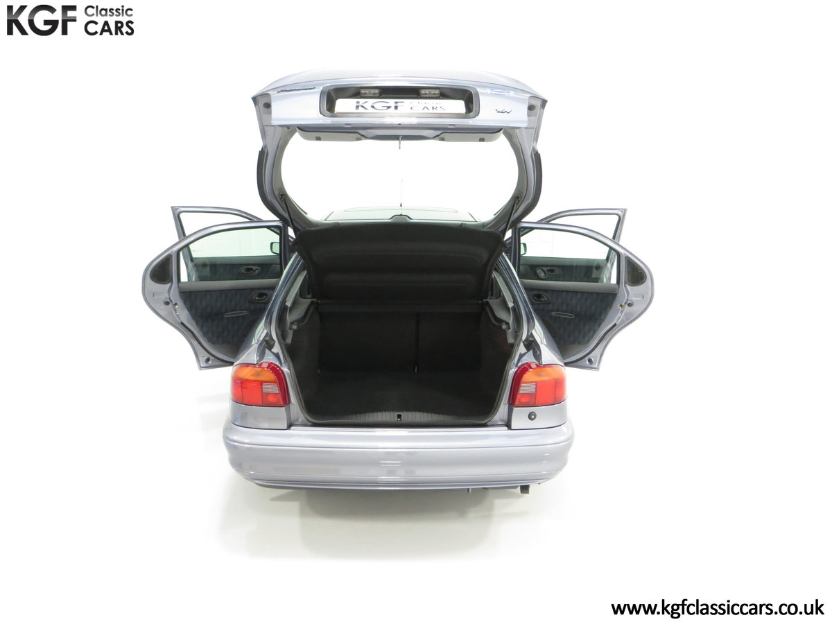 1996 Simply the Best Ford Mondeo Mk1 2.0 Si with 5,737 Miles SOLD (picture 11 of 24)