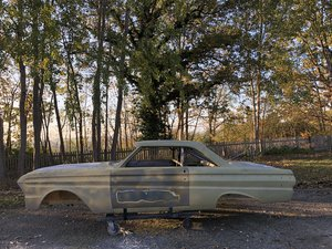 Picture of 1964 Ford Falcon Sprint Racecar project SOLD