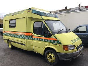 Picture of 1994 Mk4 Ford Transit Ambulance