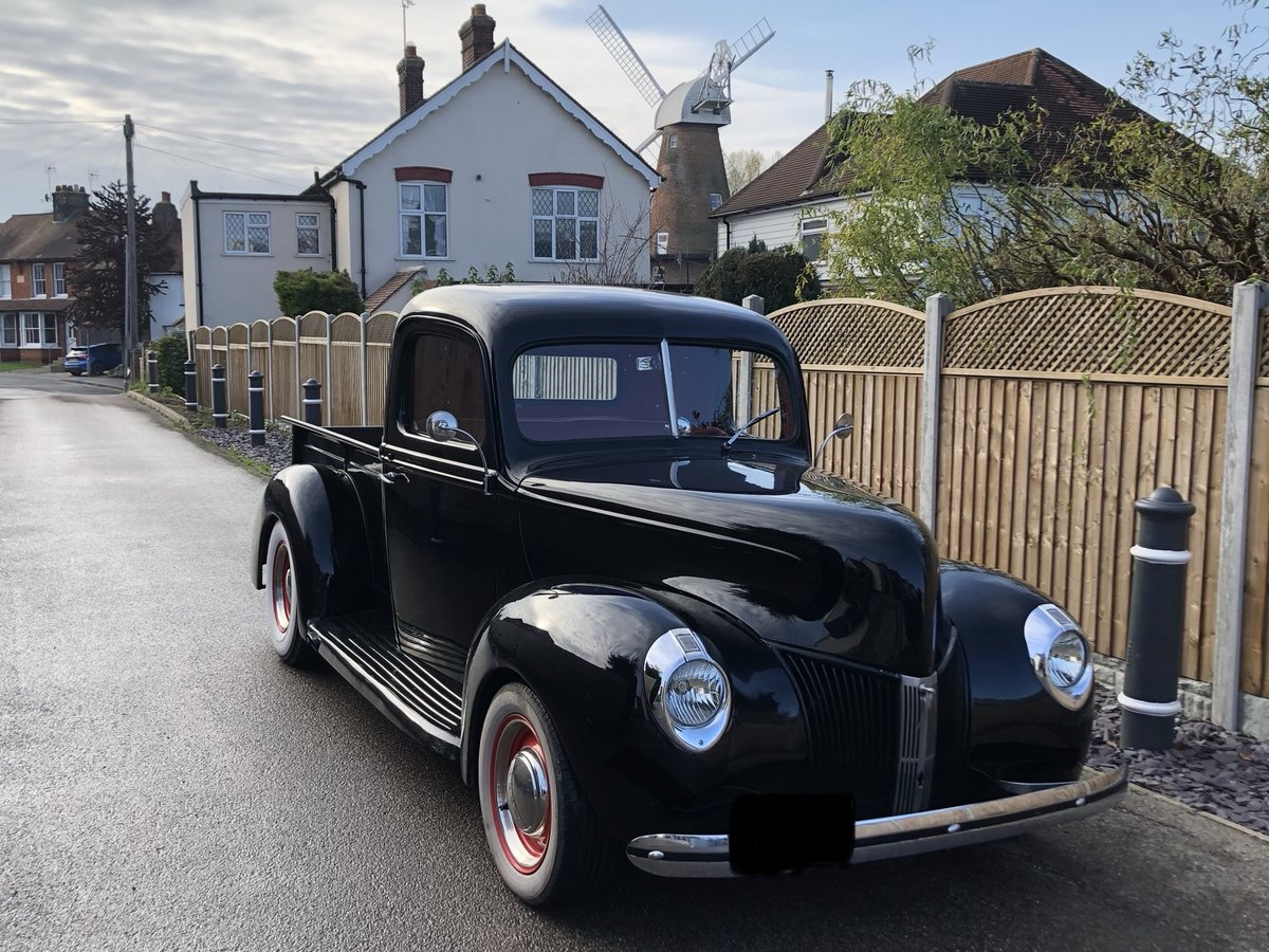 1940 Ford Pick up For Sale (picture 1 of 6)