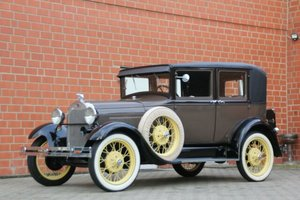 """Picture of Ford Model A Fordor """"Briggs Leatherback"""", 1929 SOLD"""
