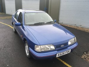 Picture of 1992 Ford Sierra Sapphire Azura MOT: Oct 2021 For Sale by Auction