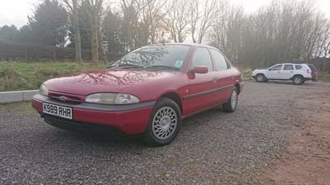 Picture of 1993 Ford mondeo 2.0 glx amazing condition
