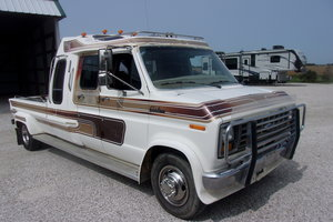 1987 Ford E350 Cabriolet Dually Van/Pickup
