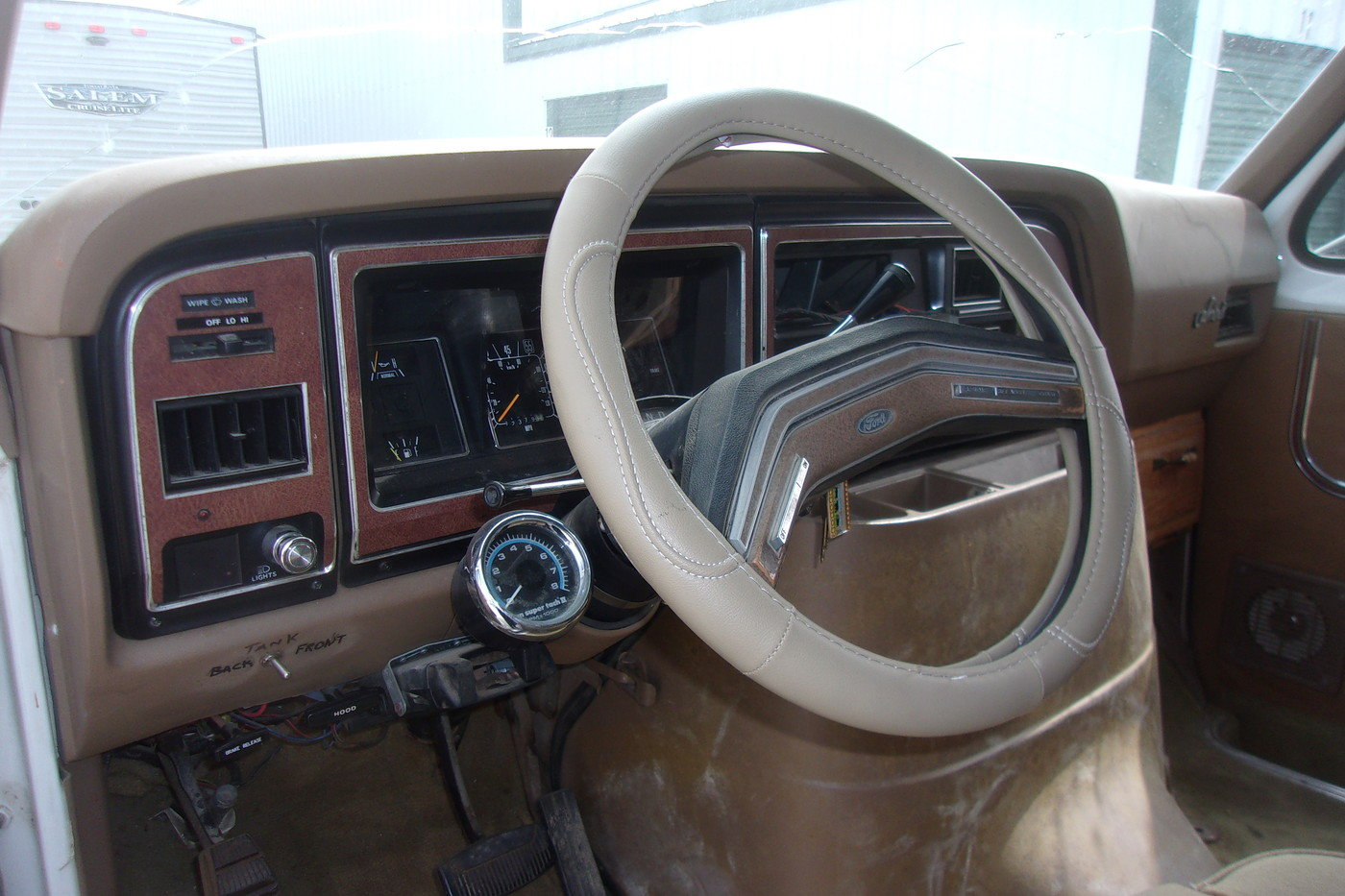 1987 Ford E350 Cabriolet Dually Van/Pickup For Sale (picture 3 of 6)