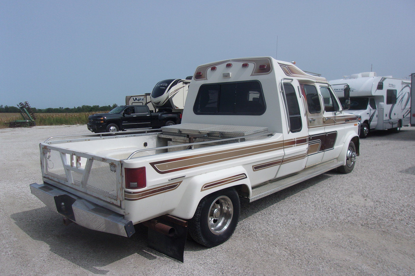 1987 Ford E350 Cabriolet Dually Van/Pickup For Sale (picture 6 of 6)