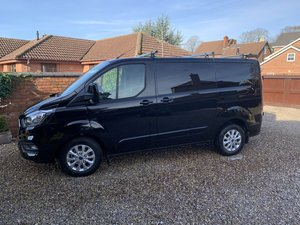 Ford Transit  custom limited automatic
