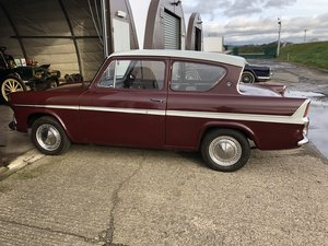 Picture of 1963 Ford Anglia 1200 Super Saloon