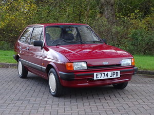 Picture of 1988 Ford Fiesta 1.1 L For Sale