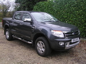 Ford Ranger 3.2 TDCi Limited Double Cab Pickup 4x4