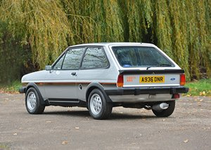 Picture of 1983 Ford Fiesta XR2 Mk. I SOLD by Auction
