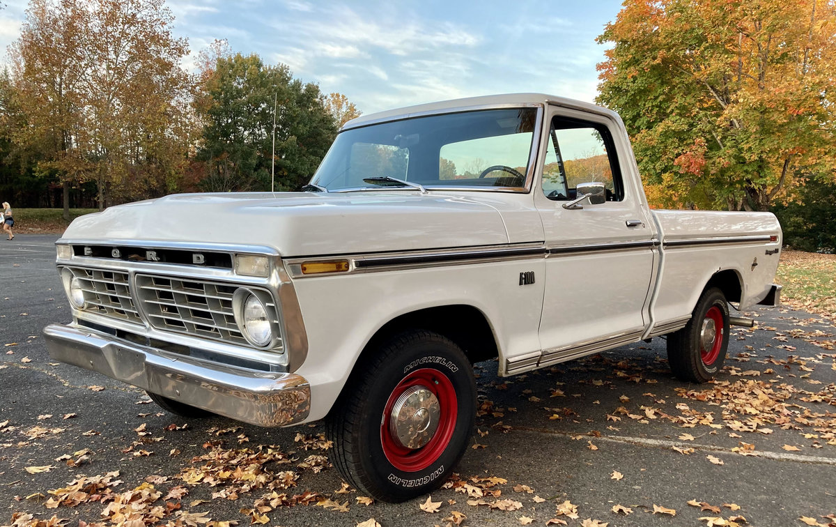 Picture of 1973 Ford F-100 Ranger XLT For Sale