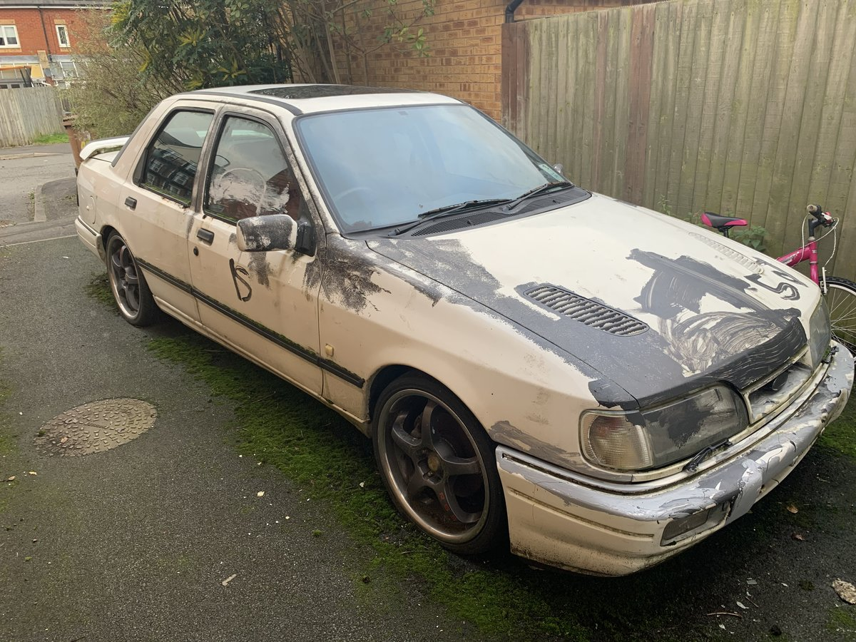 1989 2wd sapphire cosworth  For Sale (picture 1 of 2)