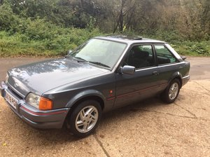 Picture of 1986 Ford escort XR3 I - 27,500 miles only,very rare.