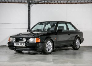 Picture of 1988 Ford Escort RS Turbo Series 2 SOLD by Auction