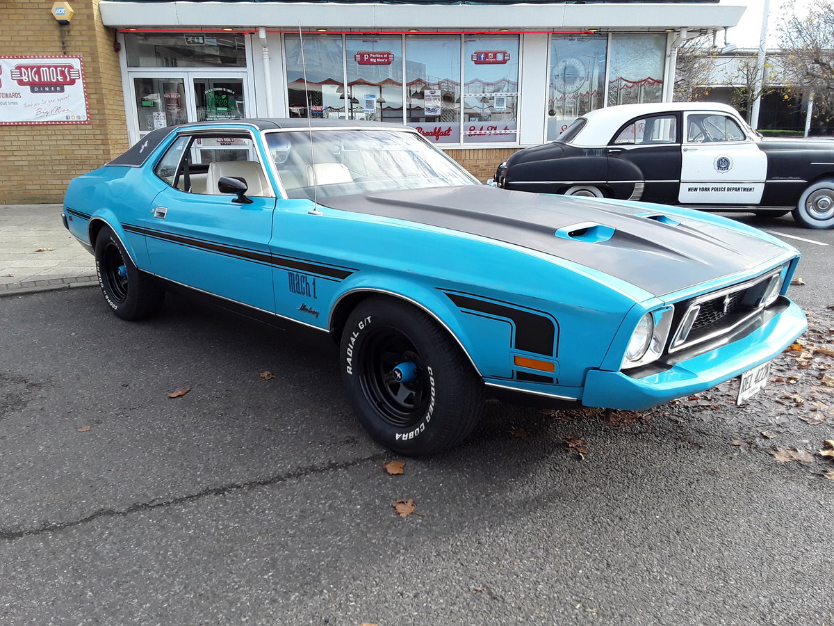 1973 Ford Mustang  302 Grande For Sale (picture 2 of 6)