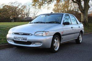 Picture of Ford Escort LX Auto 1996 - To be auctioned 29-01-2021 For Sale by Auction