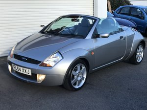 FORD STREETKA 1.6 WINTER EDITION HARD TOP 74K
