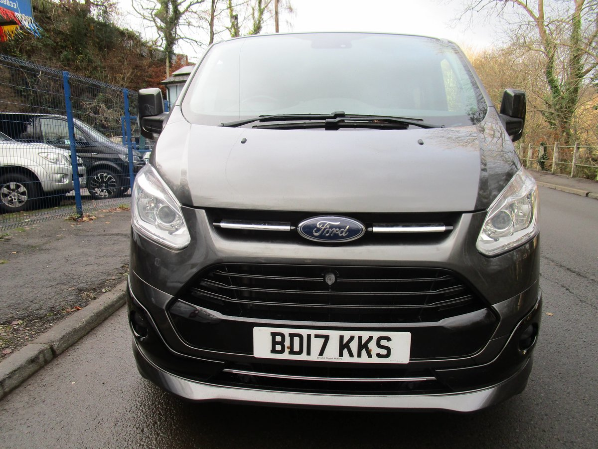 2017/ 17Ford Tourneo Custom 2.0TDCi 9 SEATER For Sale (picture 3 of 6)