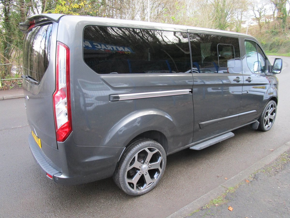 2017/ 17Ford Tourneo Custom 2.0TDCi 9 SEATER For Sale (picture 5 of 6)
