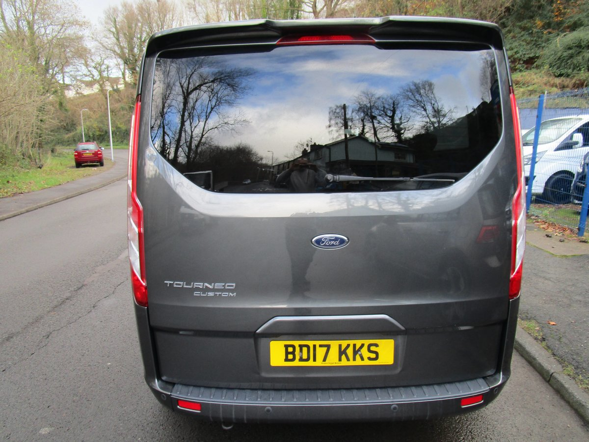 2017/ 17Ford Tourneo Custom 2.0TDCi 9 SEATER For Sale (picture 6 of 6)