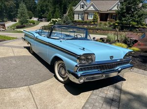 Picture of 1959 Ford Fairlane 500 Galaxie Skyliner Retractable Hardtop For Sale