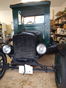 1924 Ford Model T Truck-completely restored