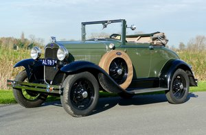 Picture of Ford Model A Convertible 1930 € 19950,- For Sale