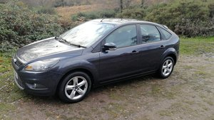 Ford focus zetec 1.6l, long mot & full history