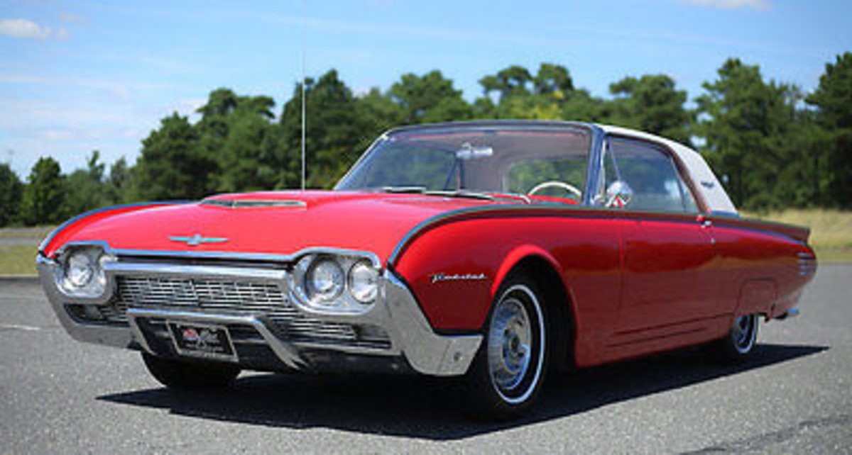 1961 Thunderbird For Sale (picture 1 of 6)