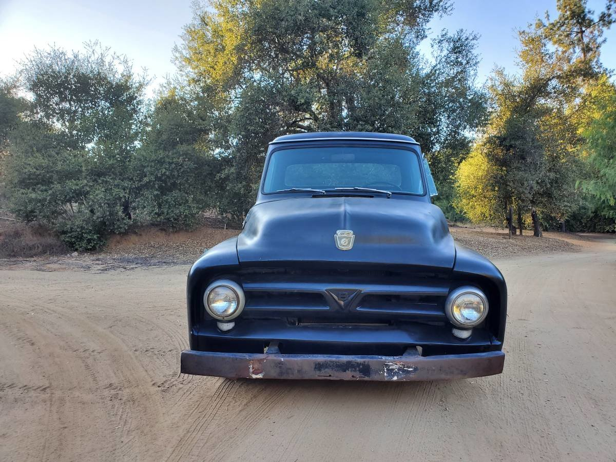 1955 F100 stepside shortbed For Sale (picture 1 of 6)