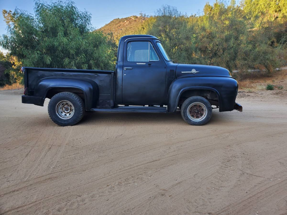 1955 F100 stepside shortbed For Sale (picture 2 of 6)