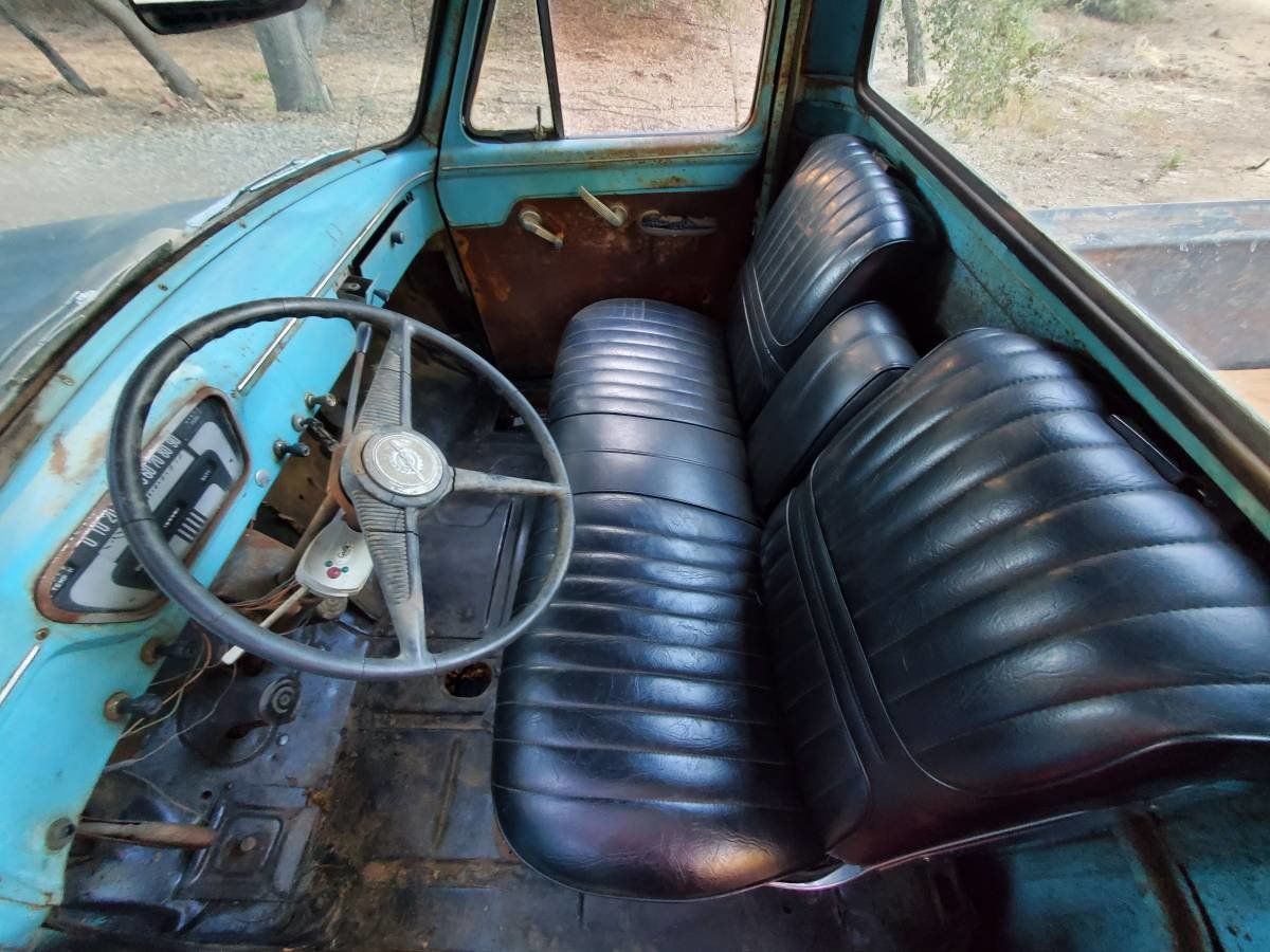 1955 F100 stepside shortbed For Sale (picture 4 of 6)