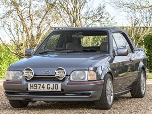 Picture of 1990 XR3i Mk4 - TIME WARP CLASSIC