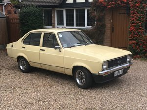 Picture of 1980 FORD ESCORT MK2 FOUR DOOR SOLD