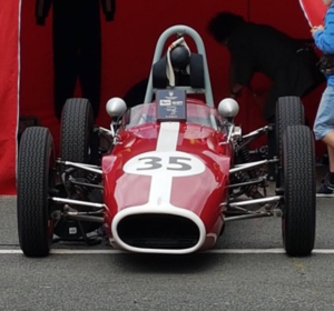 Ford Single seater race car - Restored