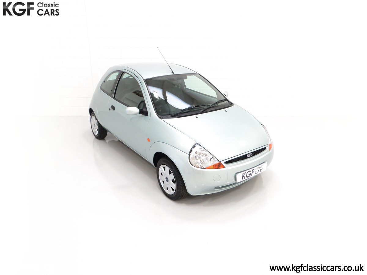 2004 An Outstanding Ford Ka Collection Family Owned, 9,705 Miles SOLD (picture 2 of 24)