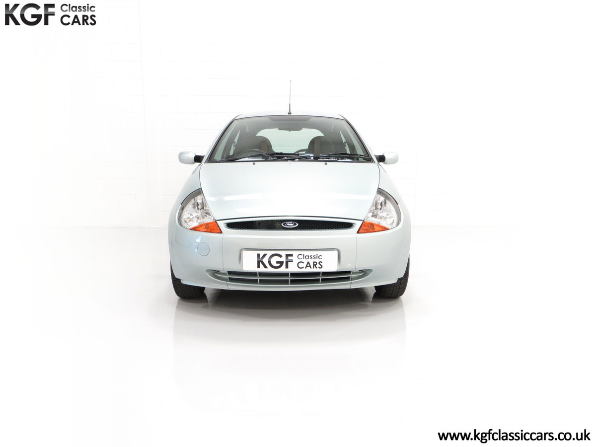 2004 An Outstanding Ford Ka Collection Family Owned, 9,705 Miles SOLD (picture 3 of 24)