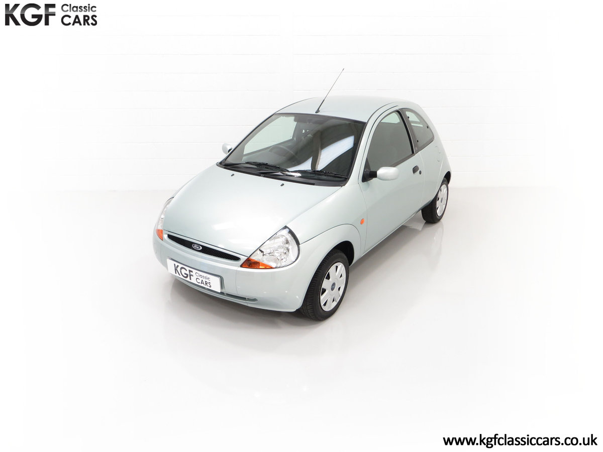 2004 An Outstanding Ford Ka Collection Family Owned, 9,705 Miles SOLD (picture 5 of 24)