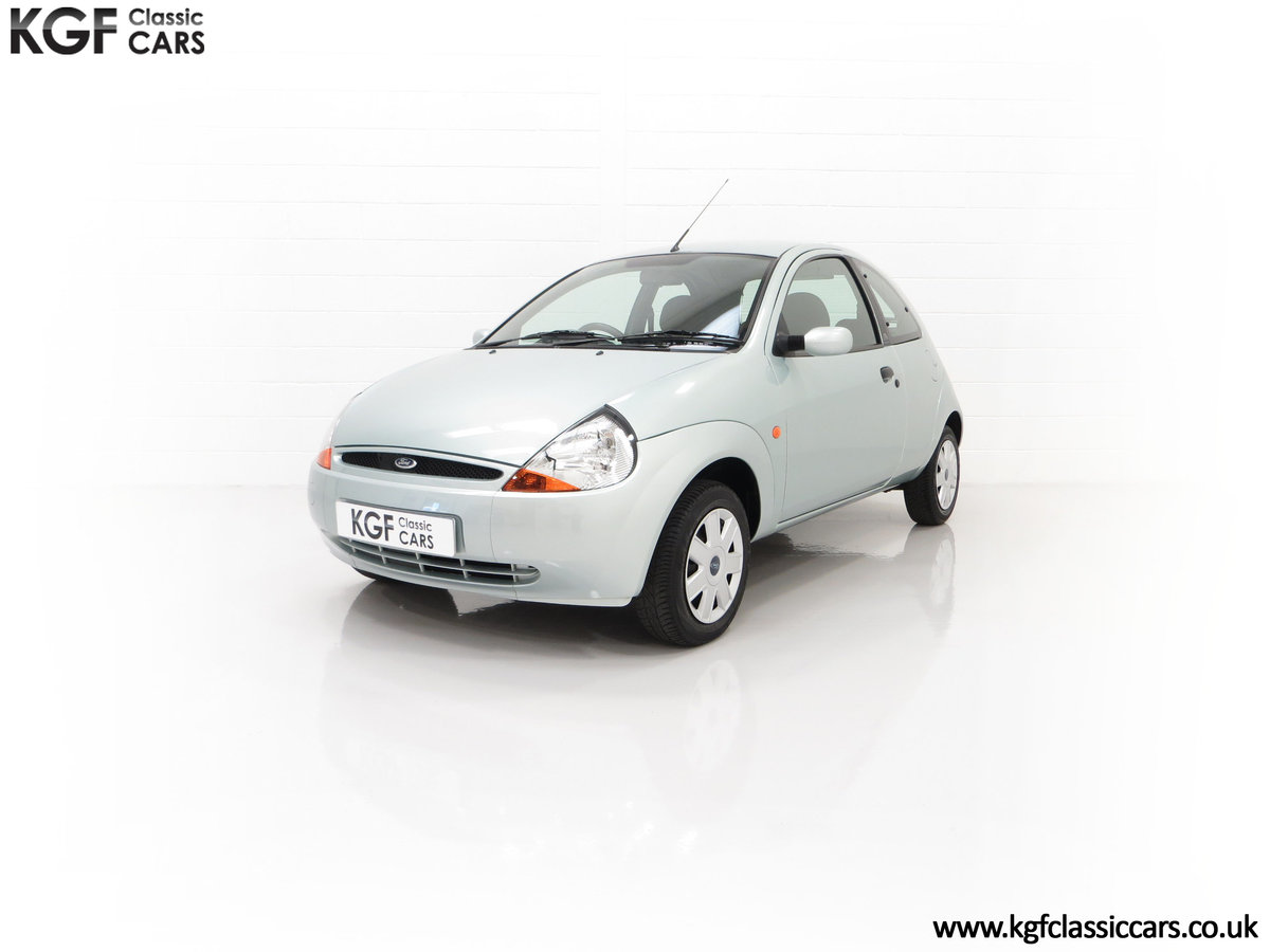 2004 An Outstanding Ford Ka Collection Family Owned, 9,705 Miles SOLD (picture 6 of 24)