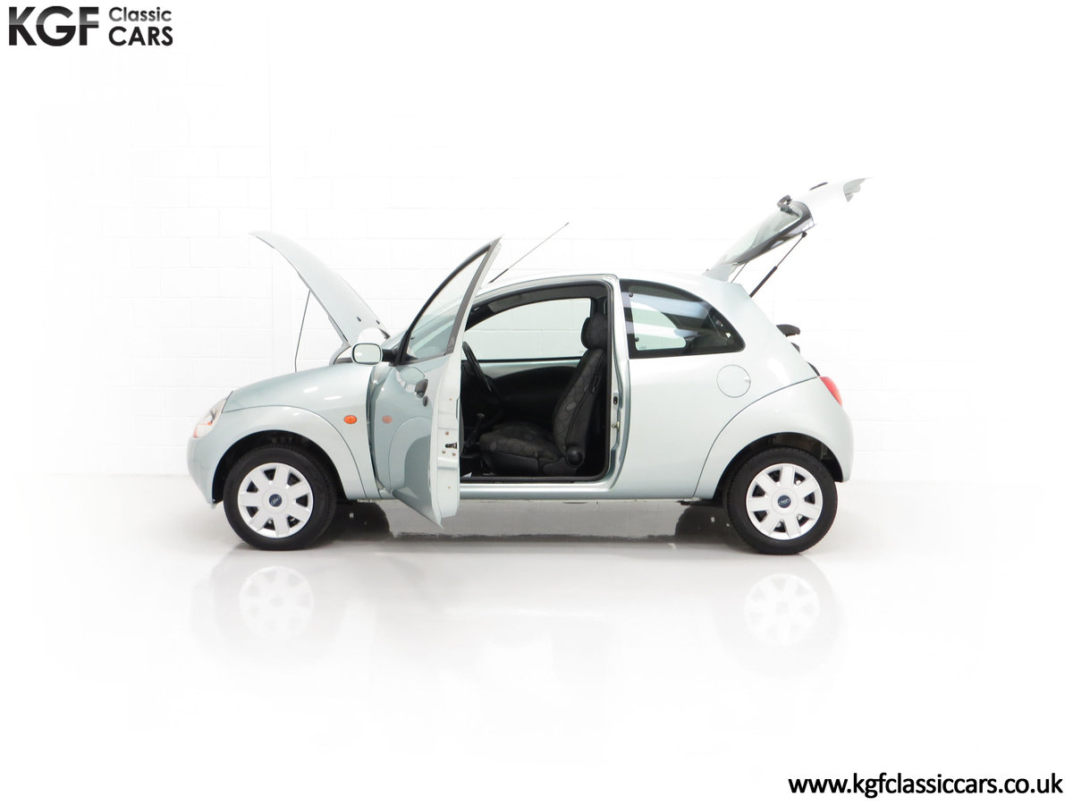 2004 An Outstanding Ford Ka Collection Family Owned, 9,705 Miles SOLD (picture 7 of 24)