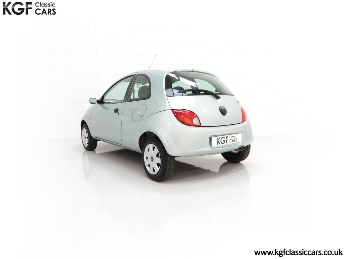 2004 An Outstanding Ford Ka Collection Family Owned, 9,705 Miles SOLD (picture 8 of 24)