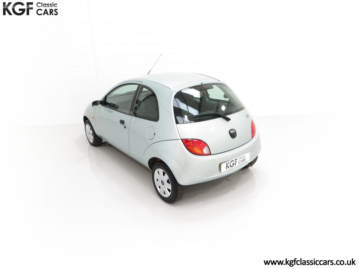 2004 An Outstanding Ford Ka Collection Family Owned, 9,705 Miles SOLD (picture 9 of 24)