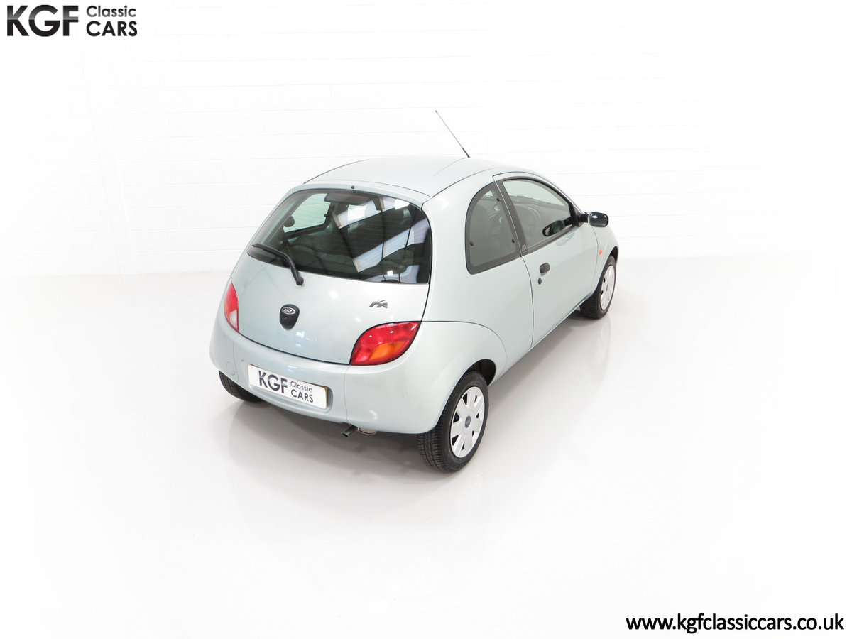 2004 An Outstanding Ford Ka Collection Family Owned, 9,705 Miles SOLD (picture 12 of 24)