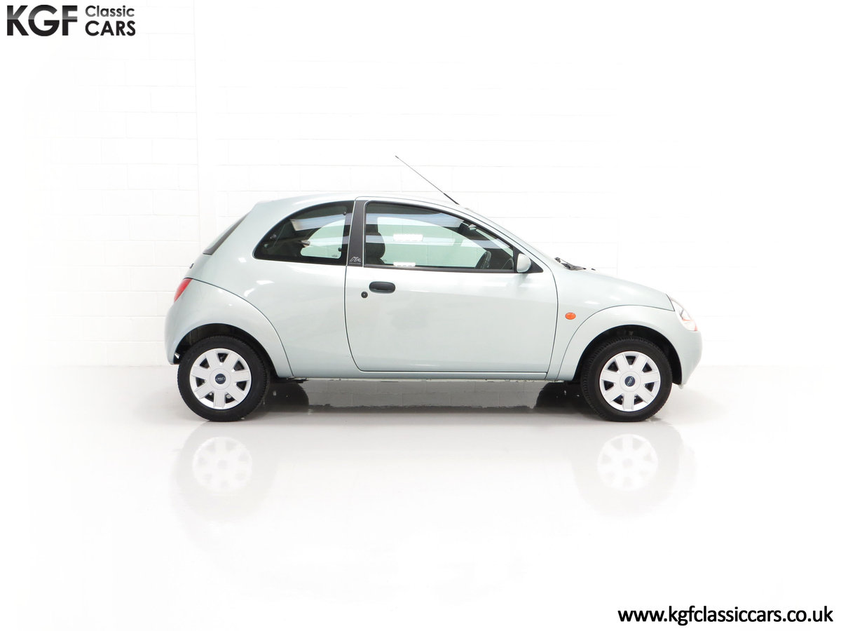 2004 An Outstanding Ford Ka Collection Family Owned, 9,705 Miles SOLD (picture 14 of 24)