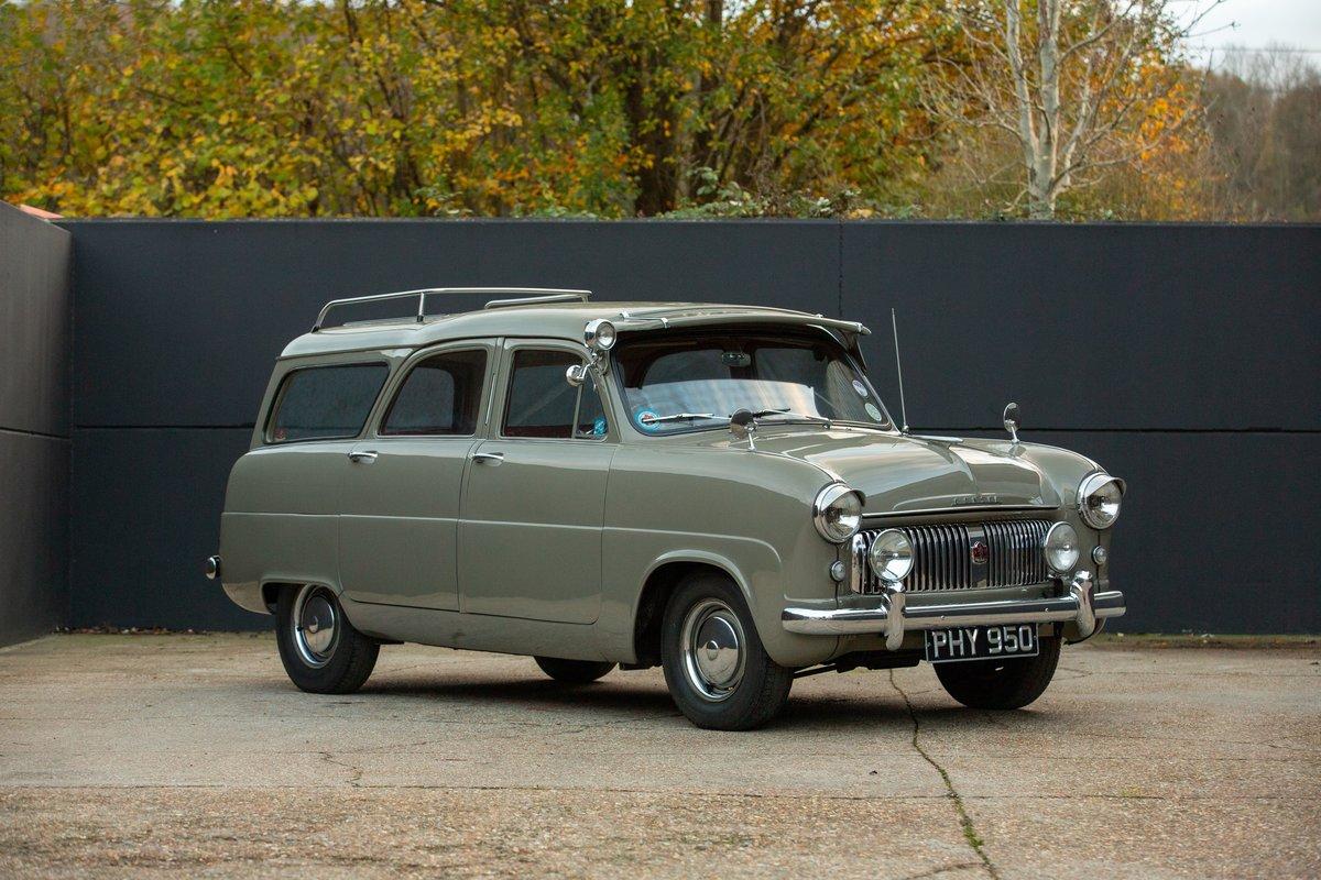 1953 Ford Consul MK1 - Abbot Farnham Estate For Sale (picture 1 of 6)