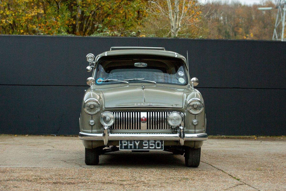 1953 Ford Consul MK1 - Abbot Farnham Estate For Sale (picture 3 of 6)
